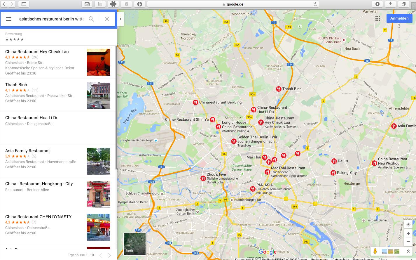 Lokale Suchmaschinenoptimierung für kleine und mittlere Unternehmen